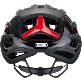 ABUS AirBreaker Casco, black/red